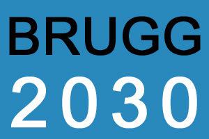 Brugg 2030 Logo hell