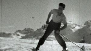 Skilager Brugg 1945
