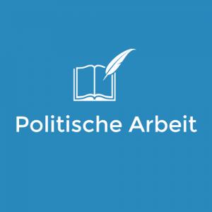Politische Arbeit